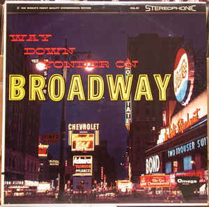 Al Price (4) –  Way Down Yonder on Broadway