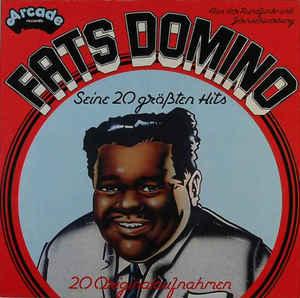 Fats Domino –  Seine 20 Greatest Hits
