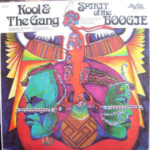 Kool & The Gang –  Spirit Of The Boogie