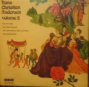 Hans Christian Andersen –  Hans Christian Andersen Volume 2