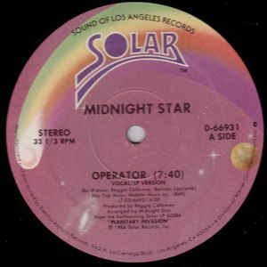 Midnight Star –  Operator