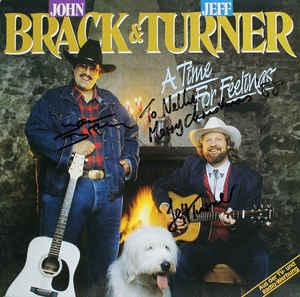 John Brack & Jeff Turner –  A Time For Feelings