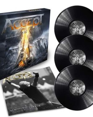 Accept: Symphonic Terror: Live At Wacken 2017 (Limited-Edition-Box-Set)