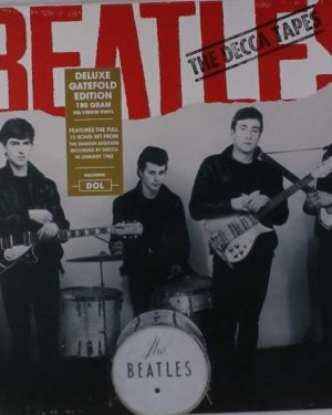 The Beatles – Decca Tapes Deluxe Edition 180gr