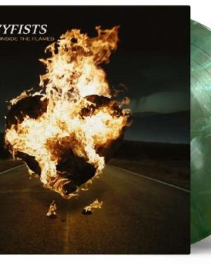 36 Crazyfists: Rest Inside The Flames (180g) (Limited-Numbered-Edition) (Gold, White & Translucent Green Mixed Vinyl)