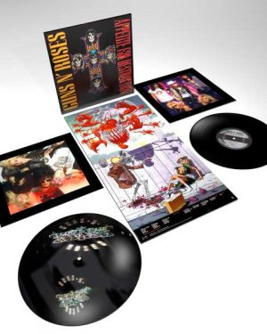 Appetite For Destruction (remastered) (180g) (Limited-Audiophile-Edition)