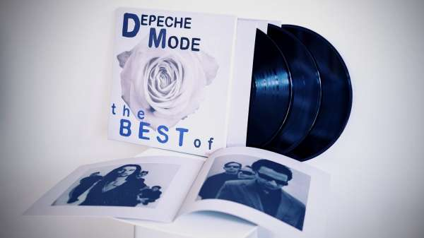 Depeche Mode: The Best Of Depeche Mode Volume 1 (180g)