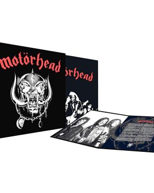 Motörhead (Limited-Edition-Box-Set) (Clear Vinyl)