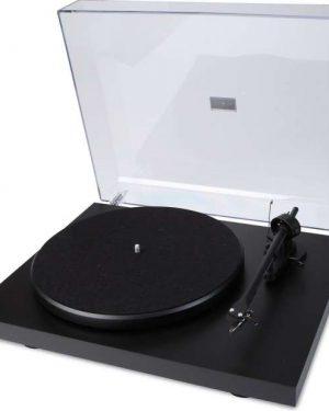 Plattenspieler Edel Debut Carbon DC Piano OM 10
