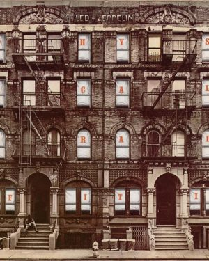 Led Zeppelin -Physical Graffiti