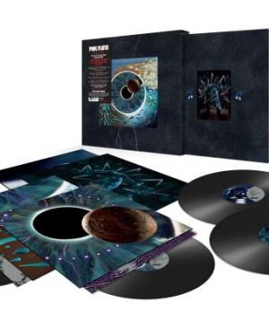 Pink Floyd: Puls Live 4 Lps Limited Edition