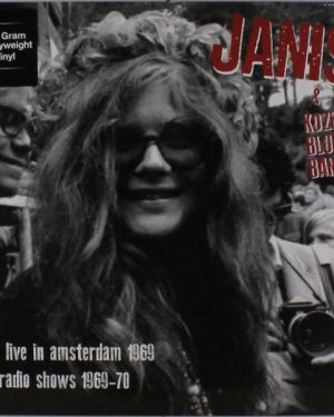 Janis JoplinLive In Amsterdam Apr.11 '69 + US Radio Shows '69-'70 (180g)