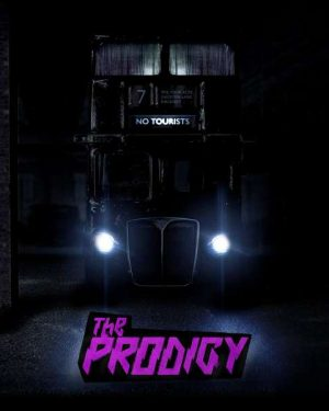The Prodigy No Tourists 180 gr, 2 Lps