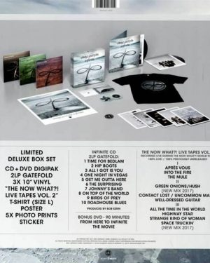 Deep Purple Box Set: inFinite Limited Edition