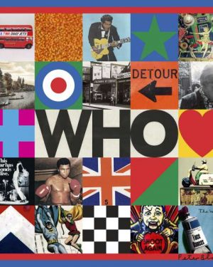 The Who Who (Latest Album since 2006)