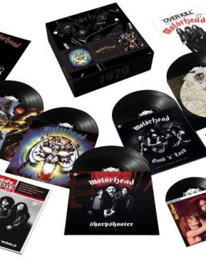 Motörhead: Made In 1979 (40th Anniversary Deluxe Vinyl Edition) (Box Set)