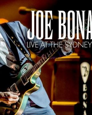 Joe Bonamassa Live At The Sydney Opera House