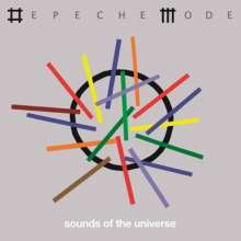 Depeche Mode: Sounds Of The Universe (180g)
