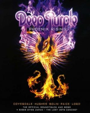Deep Purple Phoenix Rising